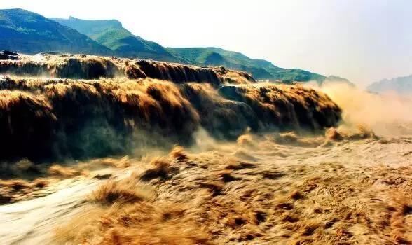 周末跨越黄河出省玩?去神潭大峡谷体验山西风味~?|?亲子游