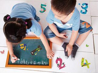 你家宝宝也可以是数学天才
