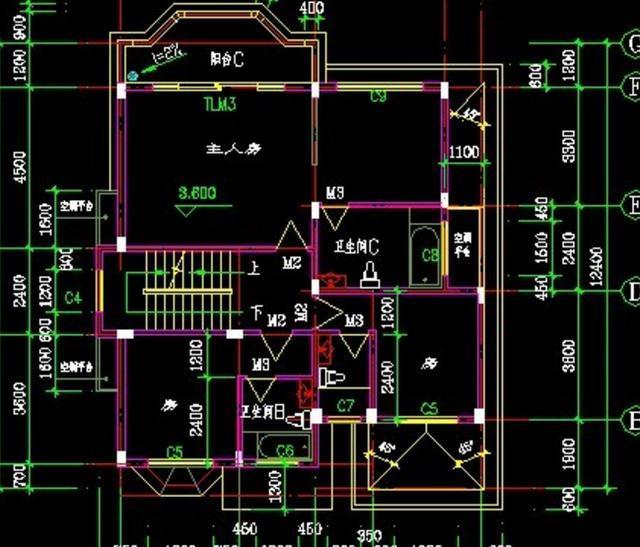 自建房10x20米设计图