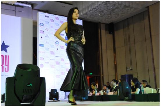 iptd中美模特达人中国大会在苏州春申湖畔颁奖典礼