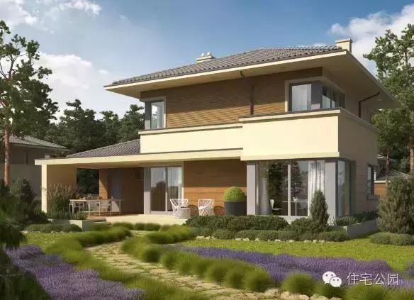 二层设计造价与别墅长12米宽11米的图纸给自己设计一个别样的院子设计别墅房山北京图片