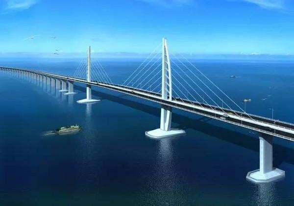 世界最长跨海大桥 即将开通 到时珠海去香港只需半小时 24小时玩转港珠澳