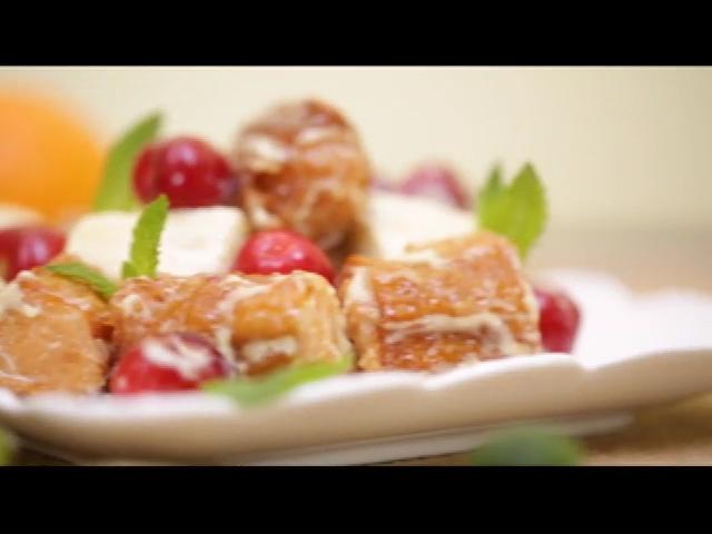 油条这样做,不仅美味,还有五星级饭店的格调 - 蓝冰滢 - 蓝猪坊 创意美食工作室