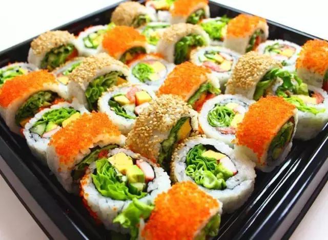 日本寿司又出新·花样~ 真是涨了见识!