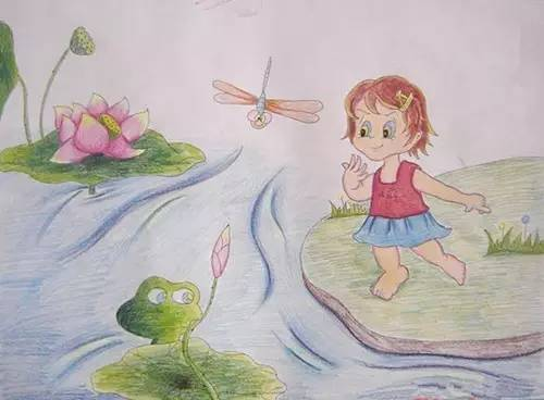 城市商报 我的夏天 苏州少儿绘画大赛开始啦 你会是登上 新蕾周刊 的小画家吗