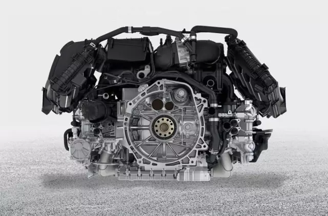 保时捷全新718的四缸发动机惹怒老车主
