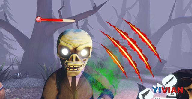 卡通版打僵尸游戏