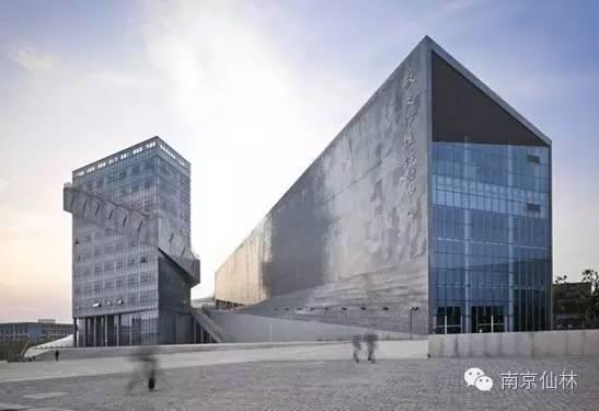 敬文学生活动中心由哈佛大学建筑学系主任图片