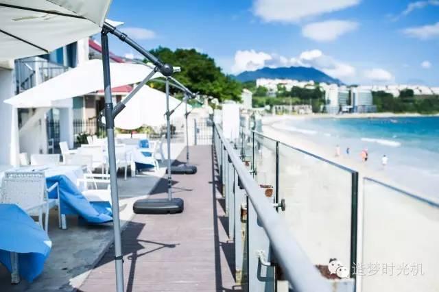 蓝色的大海让我感觉回到泰国的假期,这才是周末的美好时光.图片