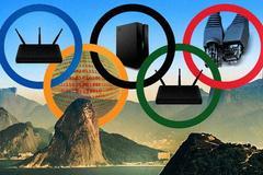 里约大冒险的背后,有多少中国科技企业参与角逐?