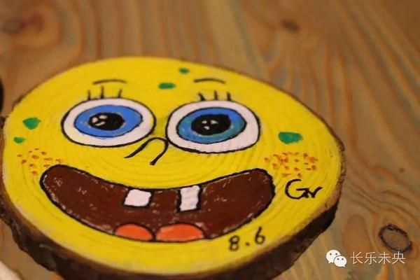 萌宝DIY手绘木片和石头多开心,欢乐暑期来动物园耍哈