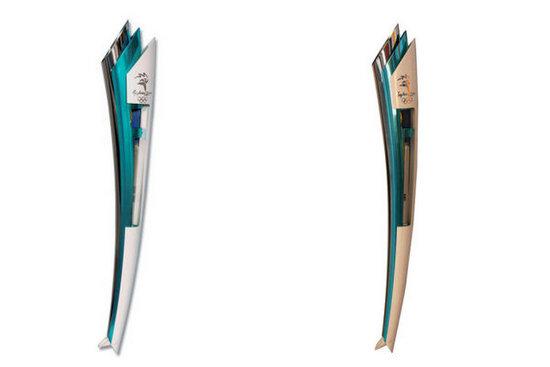 盘点近五届奥运会火炬创意设计,你最爱哪一届