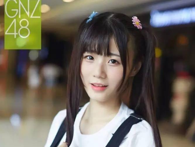 gnz48宅男女神卢静,她为什么人气这么高?
