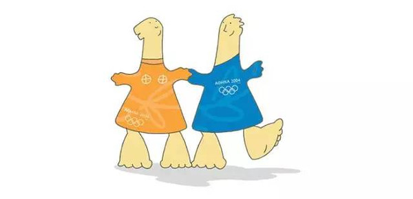 历来奥运会的吉祥物,你认识几个?图片