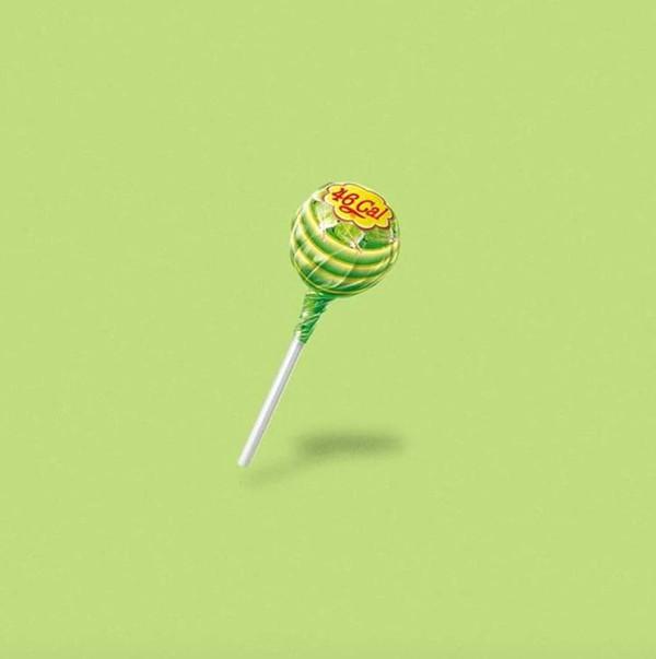 一支珍宝珠棒棒糖,改头换面后,它的新名字叫40卡路里