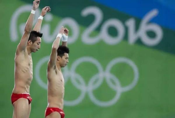 好嘢!95后广州仔陈艾森勇夺里约奥运广州第一金图片
