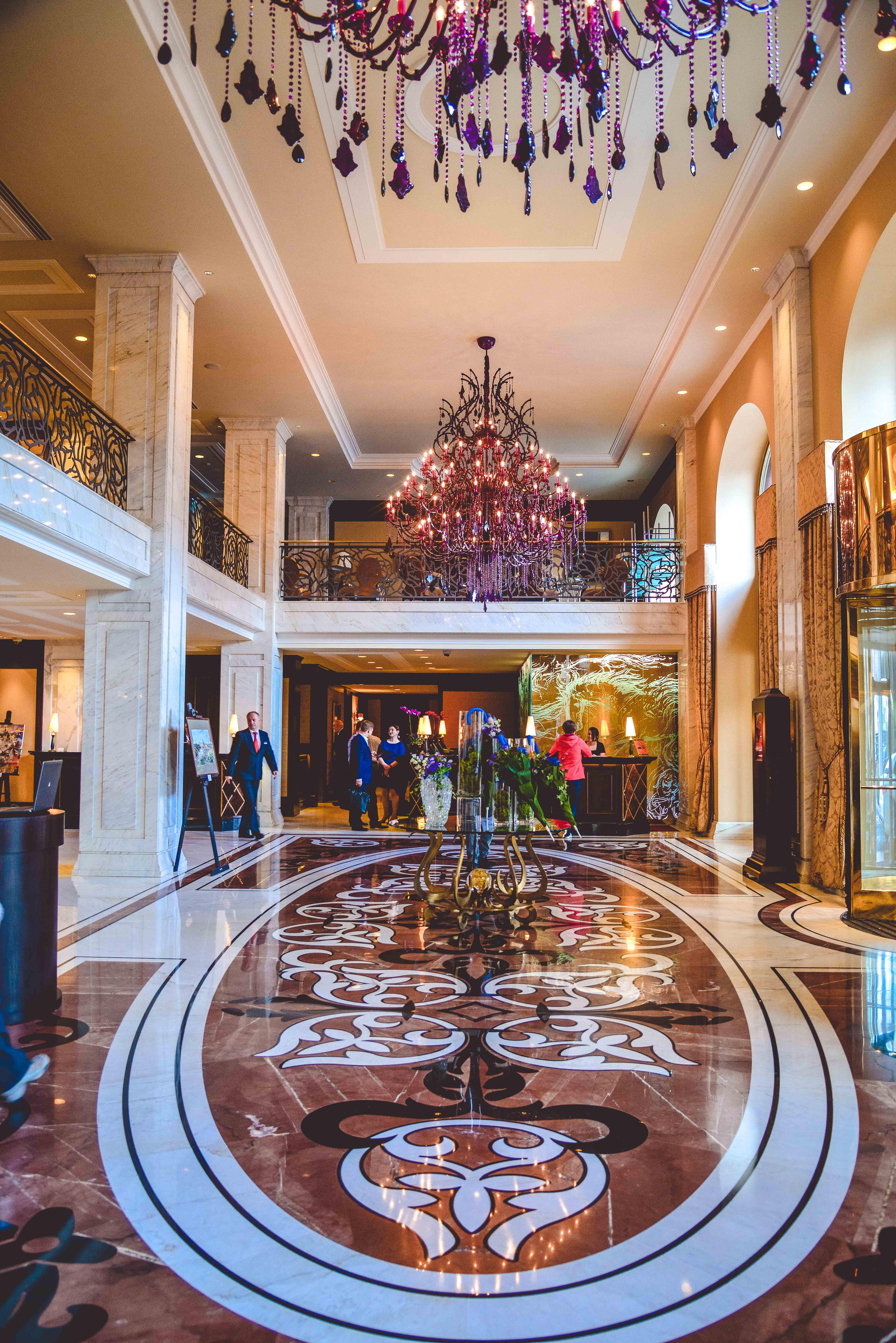 五彩俄罗斯——莫斯科,看得见绝美风景的房间,本身就是一场旅行 - hubao.an - hubao.an的博客