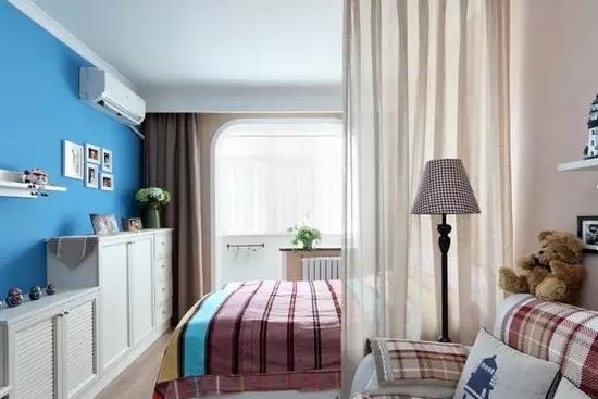 围观惊艳的10平米小卧室装修图图片