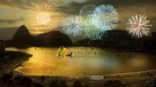 2016里约奥运会视觉形象及海报设计