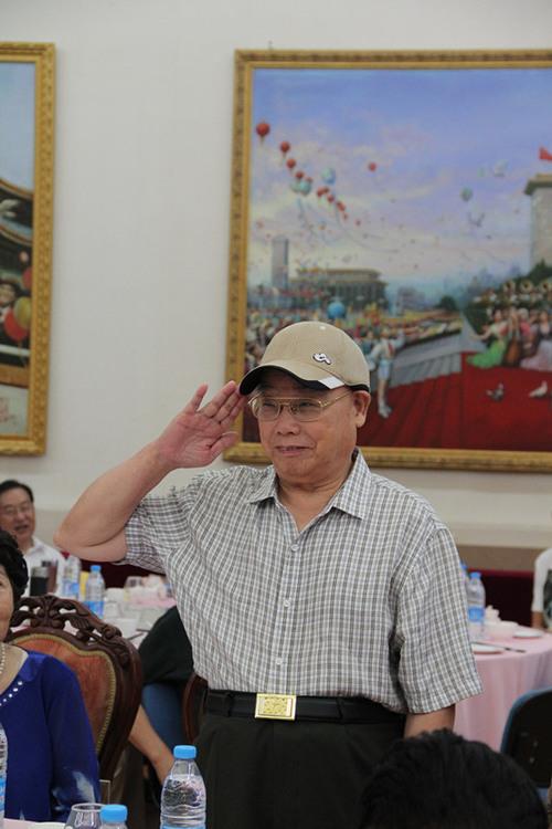 庆祝长征胜利80周年联谊会