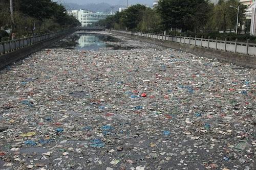 垃圾填埋场私设暗管 偷排渗滤液污染环境