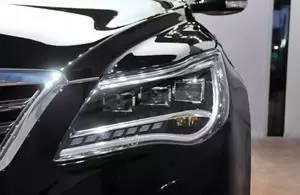 车灯(近光灯)的豪车lexusls600hl随后各大厂商汽车也普照不住了拳皇大蛇阳光就坐怎么修改图片