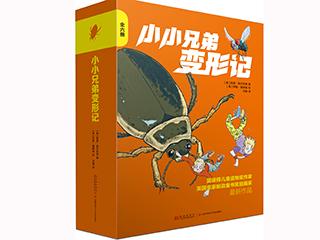 让孩子了解不知道的昆虫知识《小小兄弟变形记》