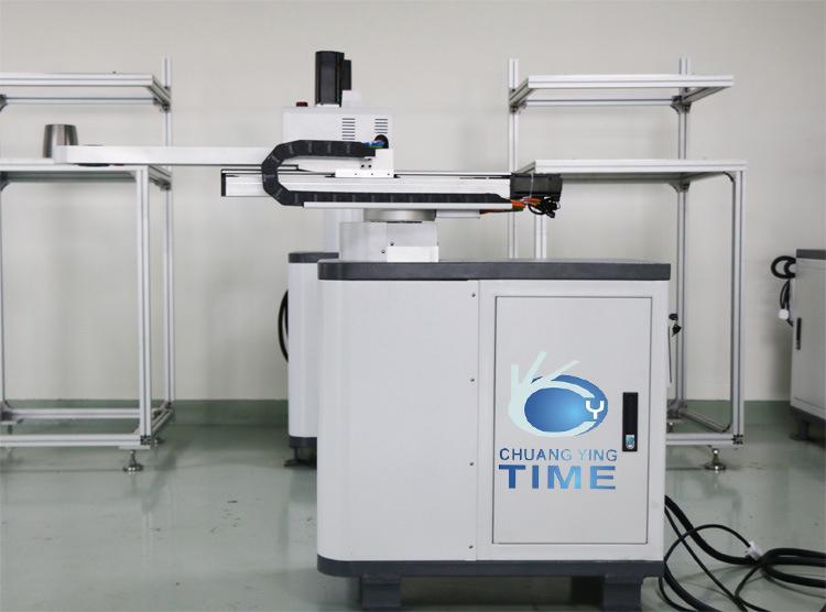 四轴冲压机器人-四轴冲压机械手-四轴冲床机械手图片