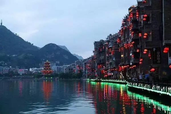 中国5个不为人不知的免费古镇,不输丽江媲美凤凰。