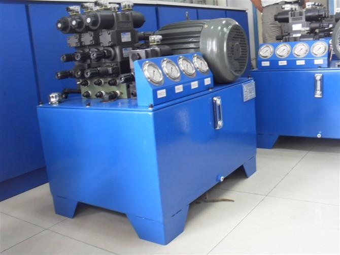 液压油缸做动力单元清洁的注意事项图片