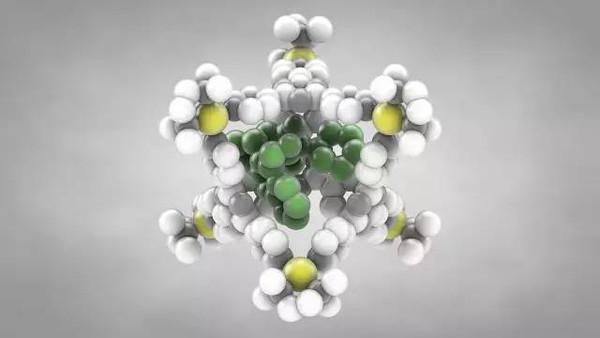 难得一见!化学结构之美超乎你的想象