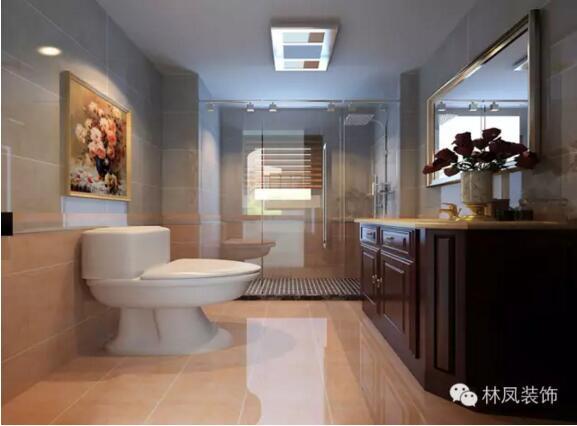 金地名京两室两厅一厨一卫简欧风格装修效果图图片