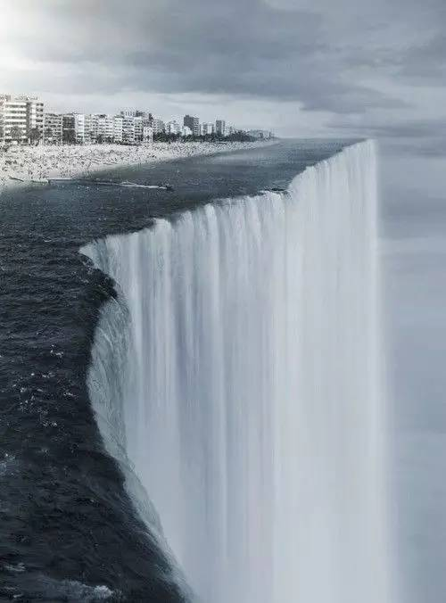 震惊世界的66张绝世美景照,每一张都让你尖叫~