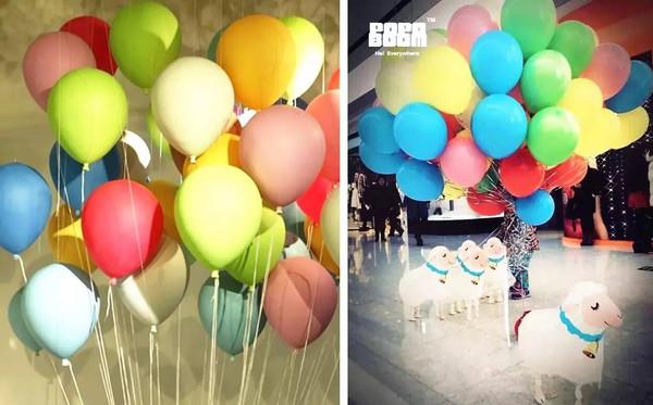 气球折法步骤图解