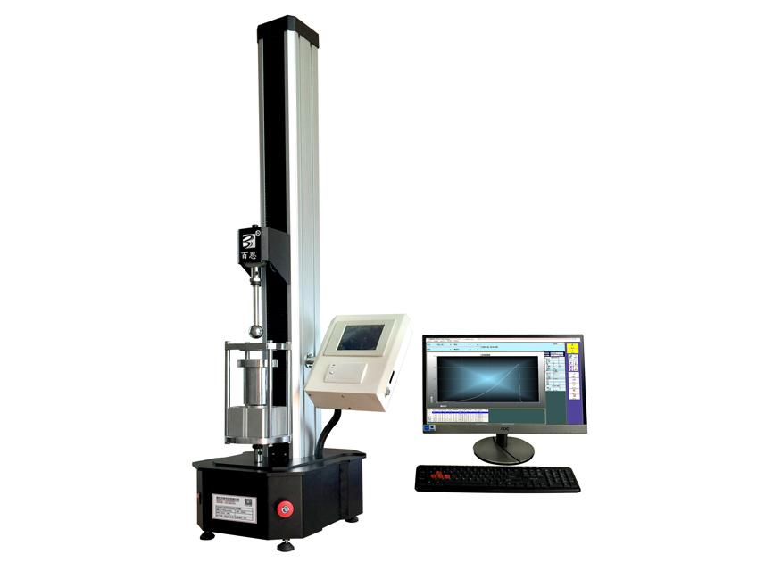 科技 正文  yg031t型电子顶破强力机-介绍(气动夹持,更方便高效,结果图片