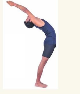 拜日式瑜伽12式教程图片