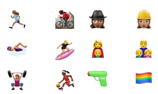 这个小小的emoji表情引导了表达新风尚图片