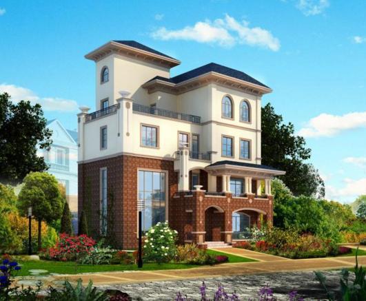 微信公众号:住宅公园,免费300套别墅自建房户型图纸,免费3套装修设计图片