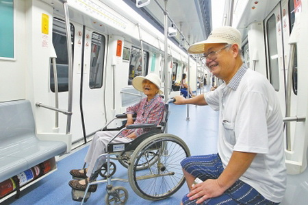 郑州地铁二号线8月底前正式开通 一二号线这样换乘