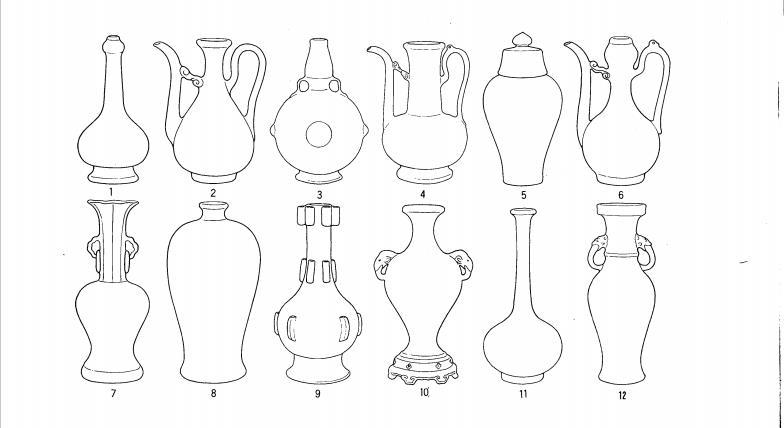 瓷瓶简笔画-一篇文章让你看明白自己手里的老瓷器