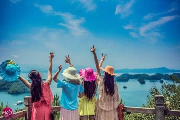 千岛湖夏日亲水之旅不孤单!