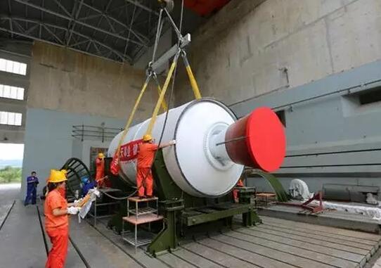 为中国制造点赞:固体火箭发动机