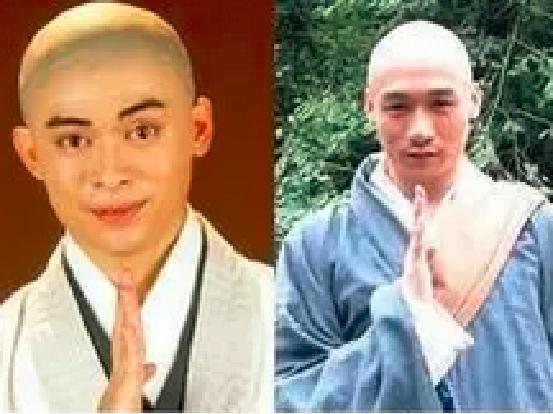 肥罗细评金庸武侠小说人物之虚竹