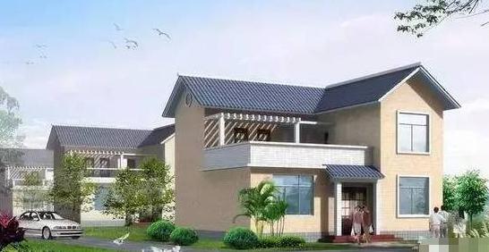 88平方米   参考造价:砖混结构:23万元 轻钢结构30万   设计思路:一层