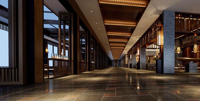 春霞园酒店室内照明设计方案