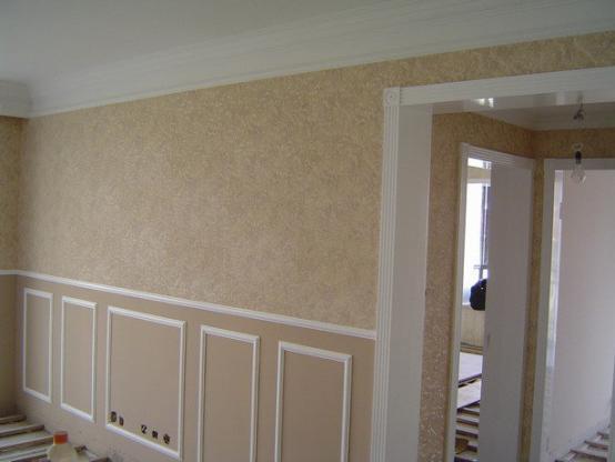 房产 正文  墙面装饰线条如今不仅仅局限于石膏线条等简单的材料图片