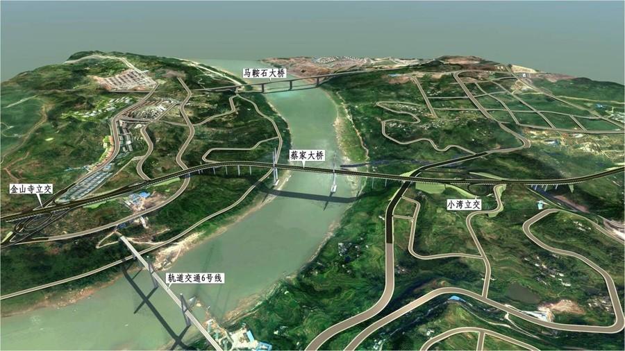 太慈桥片区规划图