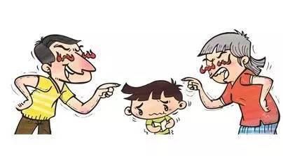 父母表现:爱孩子就是严格要求孩子图片