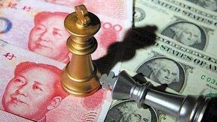 Image result for 美元、人民币与黄金