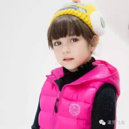 泰国童星珍娜生活照